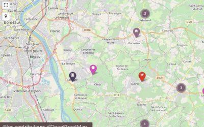 Contribuez avec nous à la cartographie de l'accessibilité