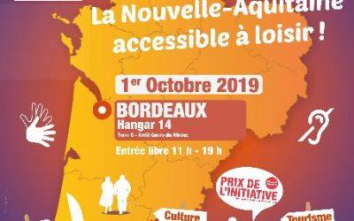 8e Forum Handi CAP Nouvelle Aquitaine