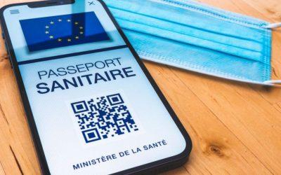 INFORMATIONS PASS SANITAIRE (Juillet 2021)